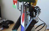 Zombie Robot Lego NXT 2.0-faite par Muchen Jiang