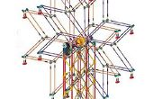 Instructions de grande roue Double Knex