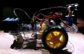 YourDuino : Base Compatible Arduino en évitant la Collision Robot