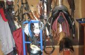 Peu coûteux sur mesure sellerie : Baies à selle et bride