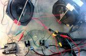 Show Laser Arduino avec un contrôle complet XY