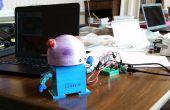 Projet de robotique bricolage - Barnabé-Bot 2.0