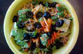 Salade Taco épicée