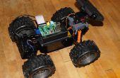 Creeper WebRTC Drone - navigateur contrôlée voiture RC