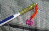 Comment faire une poignée de crayon Rubberband avec aucun métier à tisser... (Nouveau modèle)