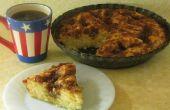 Cassonade & Sour crème gâteau au café