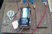 Projet Scout : Comment faire un oscillateur Morse Code / Telegraph Machine
