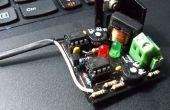 Chargeur de condensateur (60-400V)