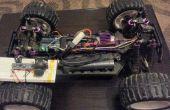 NRF24L01 RF contrôle système pour R/C véhicule basé sur Arduino et