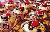 Sundae au chocolat Cupcakes recette
