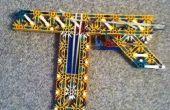 Knex guerre pistolet (Build)