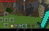 Comment faire un cas de Nether dans Minecraft PE