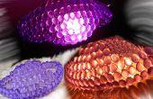 Cristal à l'aide de lumières électriques ampoules bougies ou