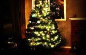 LED Star Tree Topper et méthode pour atteindre la même chose.