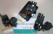 Trois Low Cost Interchangeable 3D imprimables Bionic mains