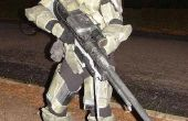 Carton/fibre de verre Halo 3 Master Chief Costume d'inspiration
