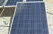 Système solaire appartement