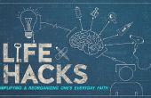 Cool les hacks de vie qui pourraient changer votre vie
