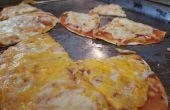 Comment faire des tortillas Pizzas : Pour les adolescents qui ne peuvent pas cuisiner