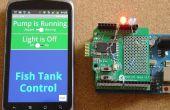 Générateur de code pour des menus personnalisés Android/Arduino activer et désactiver les sorties de l'Arduino. Andriod/Arduino pour les débutants. Absolument aucune programmation requise