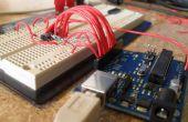 Apprendre le compteur ICs en utilisant un Arduino