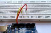 Contrôler la LED à l'aide de Serial Monitor