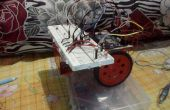 Arduino lumière contrôlée Bot