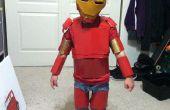 Iron Man armure pour mon petit frère