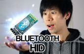 $3 Bluetooth Module HID (HC05 avec Firmware RN42)