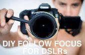 DIY suivent le foyer pour les reflex numériques