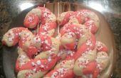 Biscuits de Noël Candy Cane