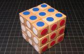 Rubik Cube de bois