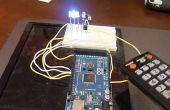 Récepteur télécommande Arduino