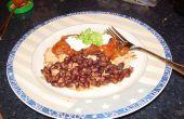 AUCUN dégel lent cuisinière mexicaine poitrines de poulet aux Variations