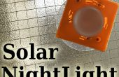Veilleuse solaire