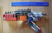 Vrai déclencheur Knex Gun/pistolet par bannana inventeur