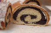 Makowiec (pain aux graines de pavot)