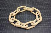 Trois façons de faire une chaîne en bois