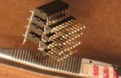 Bug morts prototypage et Freeform Electronics
