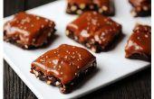 "Salé Caramel ""brownie"""
