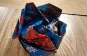 Réutilisant les indésirables avec Origami Paper
