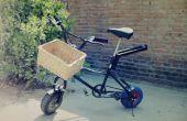 Bicyclette Fat & petite roue