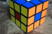 Rubik Cube 3 x 3 point Centre