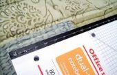 Réparer un bloc-notes Delapitated