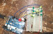 Arduino simple LED dés