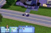 Comment obtenir une voiture de flic sur les Sims 3 (PC)