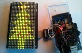 Connecté le sapin de Noël en utilisant Arduino et Temboo