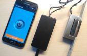 Arduino Bluetooth contrôlée ouvre-porte électrique