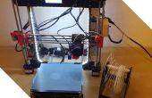 Imprimante 3d DIY pour les débutants