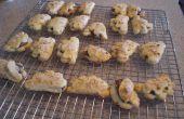 Plié Cookies noisettes